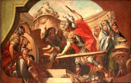 Secretul si legenda nodului gordian