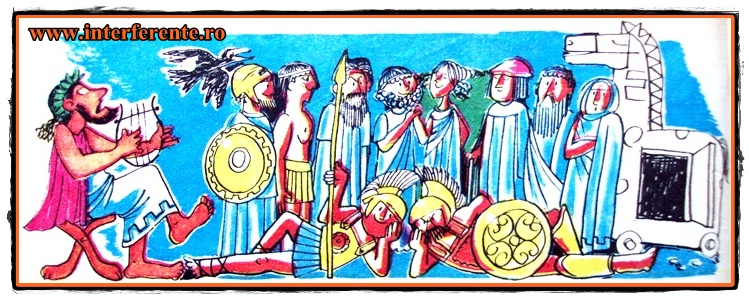 Personajele Iliadei