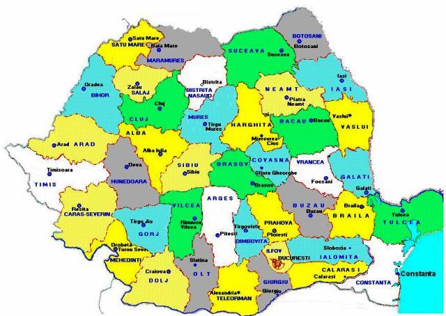 Index Of Images Stories Descopera Geografie Harti Romania Judete