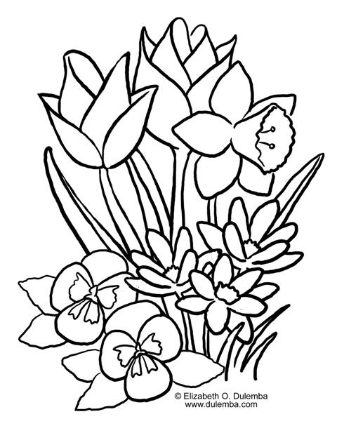 Click to enlarge flori de primavara de colorat.jpg