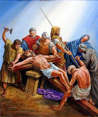 Prohodul Domnului Denia din Sfanta si Marea Vineri
