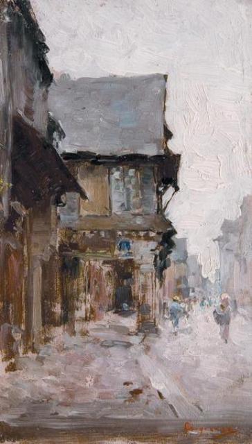 Case la Vitre de Nicolae Grigorescu