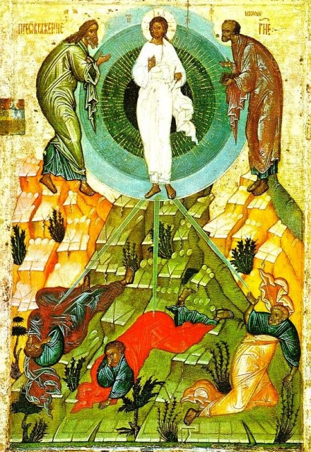 Acatistul Schimbarii la Fata a Mantuitorului Nostru Iisus Hristos