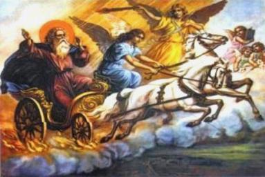 Sfantul Ilie Ilie Palie si Foca intre mit si realitate