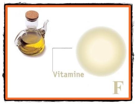 Carenta si excesul de vitamina F