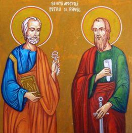 Mesaje sms urari si felicitari de Sfintii Petru si Pavel