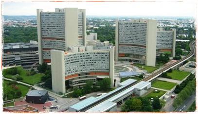 Sediul ONU din Viena si ONU City Viena